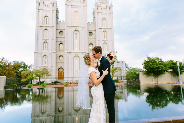 Salt lake hardware building wedding anastasia strate for Salt lake city wedding dresses
