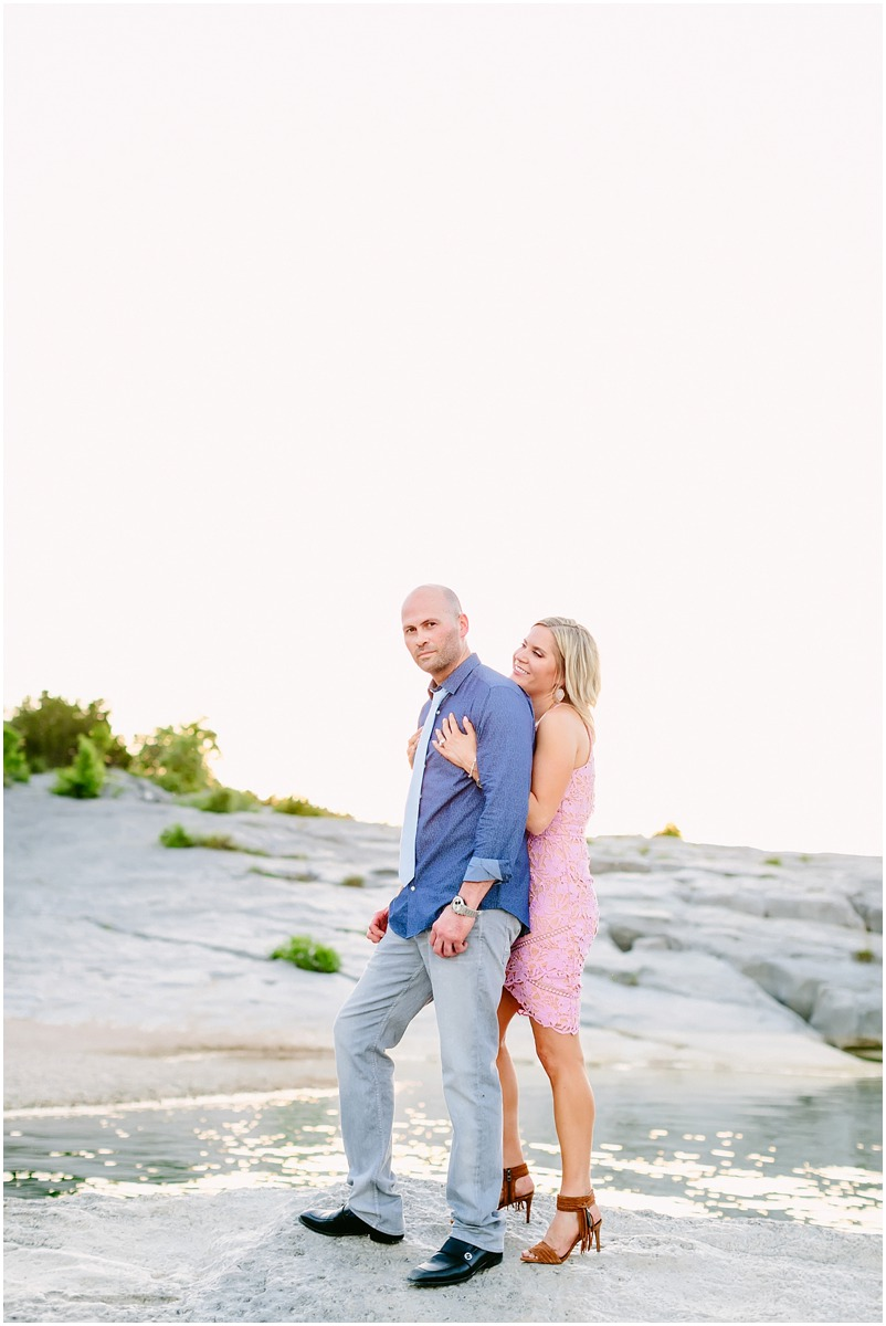 Pedernales falls state park engagement photos best places for How to take wedding photos